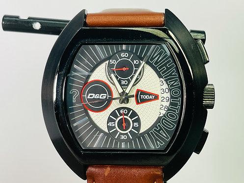 D&G Dolce & Gabbana Men's DW0214 Watch