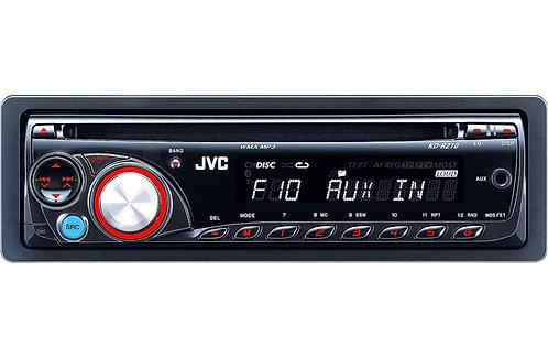 JVC KD-R210 CD Player