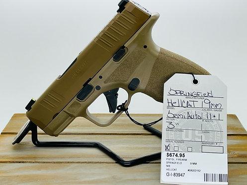 Springfield Hellcat 9mm - New