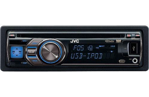 JVC KD-A605 CD Player