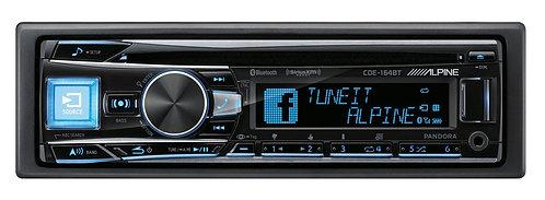 Alpine CDE-164BT CD Player