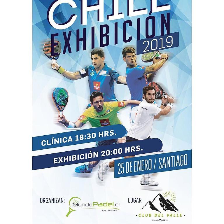 Exhibición MundoPadel 2019