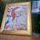 Thumbnail: Vintage Santa with Hat (Print)