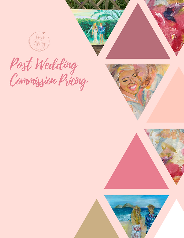 Commission & Post Wedding Price List-2.p