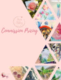Commission & Post Wedding Price List.png