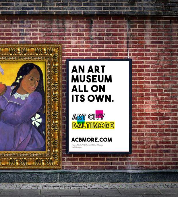 Art City Baltimore Campaign