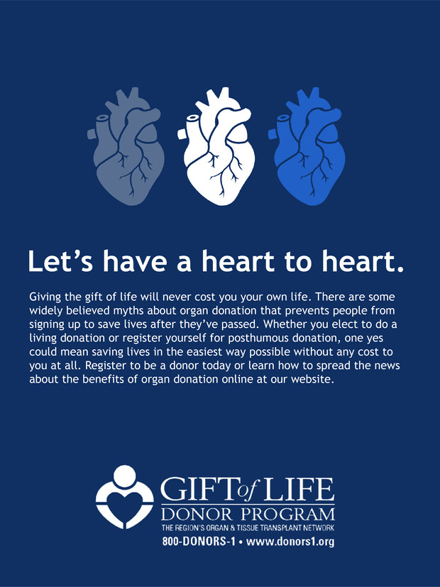 Gift of Life Campaign