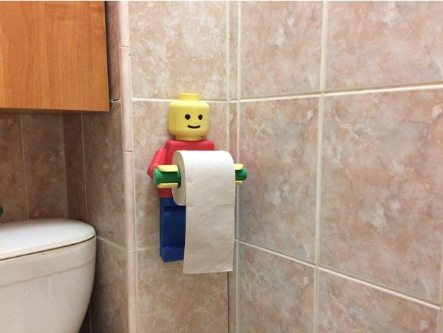 17.-Lego_man.-Holder-toilet-paper