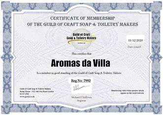 Guild-Craft-Soaps-UK-MembershipCertifica
