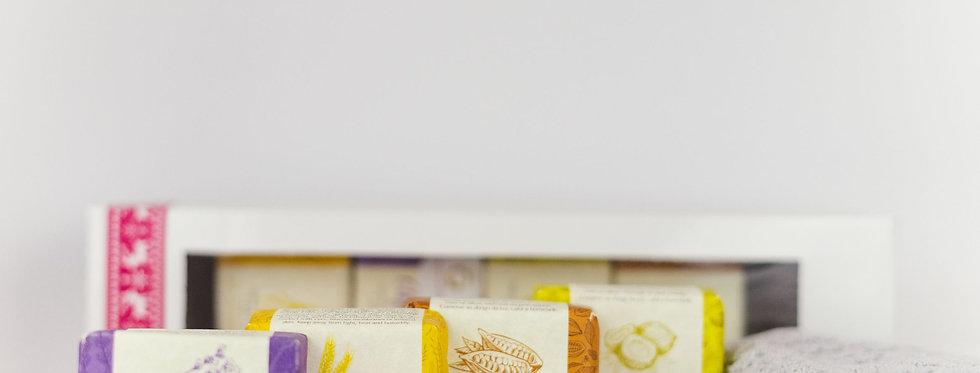 Pack Oferta Linha Tradicional (4 sabonetes)
