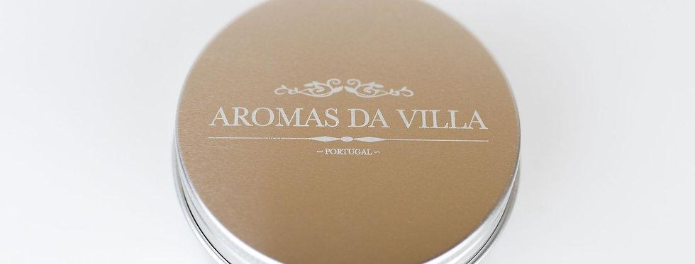 Caixa de Alumínio (Aromas da Villa)