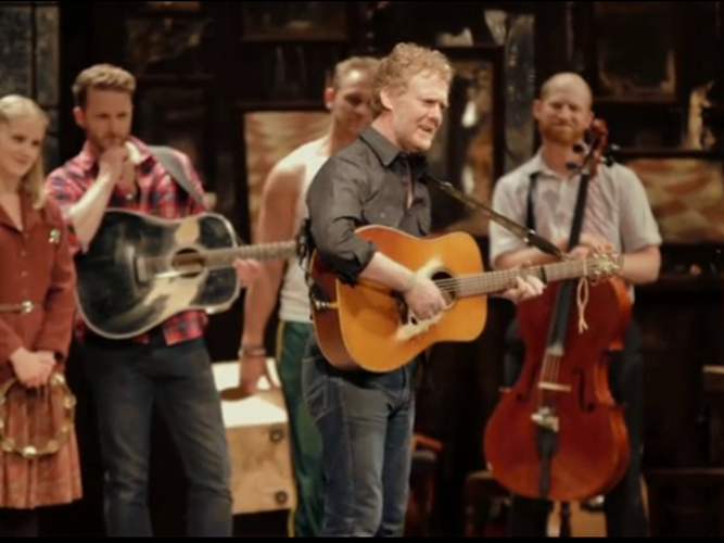 Auld Triangle - Glen Hansard and cast of