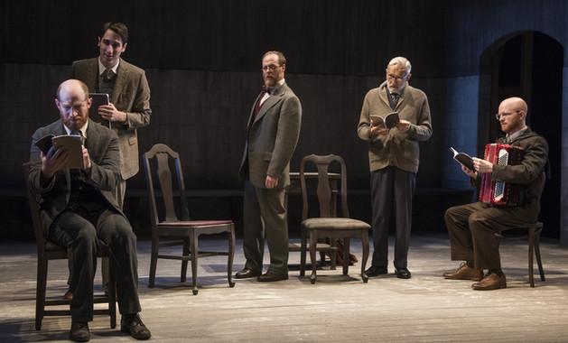 Benjamin Magnuson and Cast - Indecent -