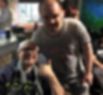Dragonflii event Jason and Rhys