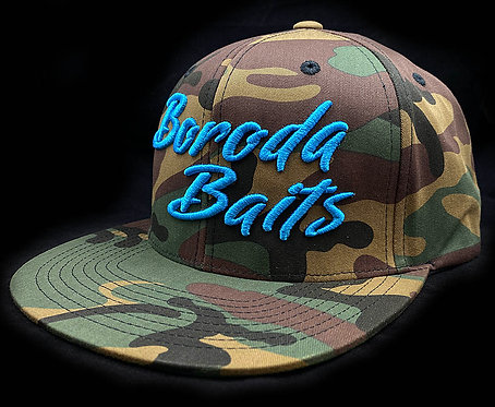 Бейсболка Boroda Baits Snapback