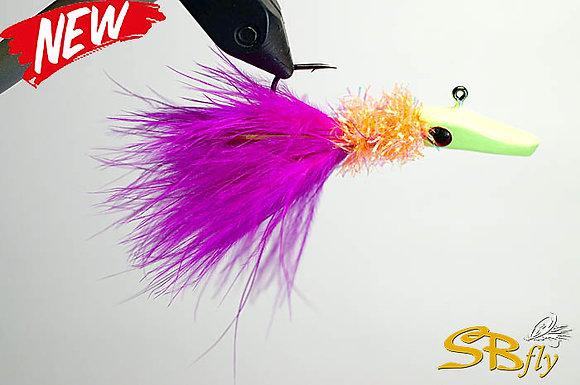 Ice Balance Trout #01 Fuchsia Tail
