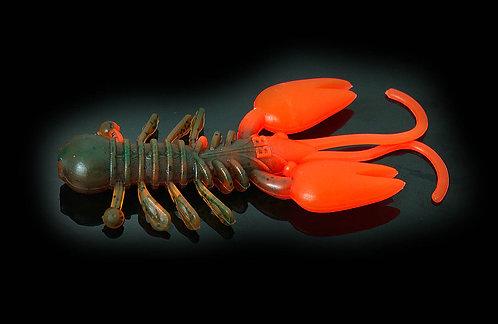 CRAWLER 80 - Машинное масло/Огненно-красный (Motor Oil/Fire Red)