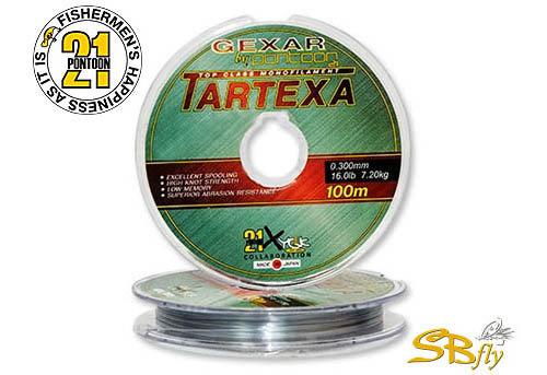 Монофильная леска Pontoon21 Tartexa (Япония)