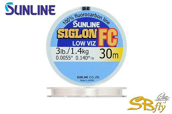 Флюорокарбон Sunline Siglon FC (Япония)