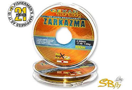 Монофильная леска Pontoon21 Zarkazma (Япония)