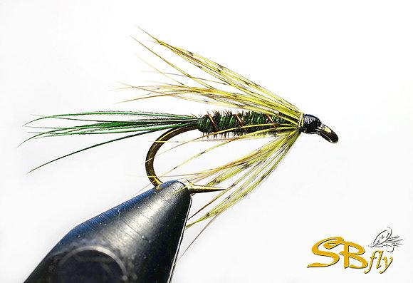 Pheasant Tail & Partridge Green