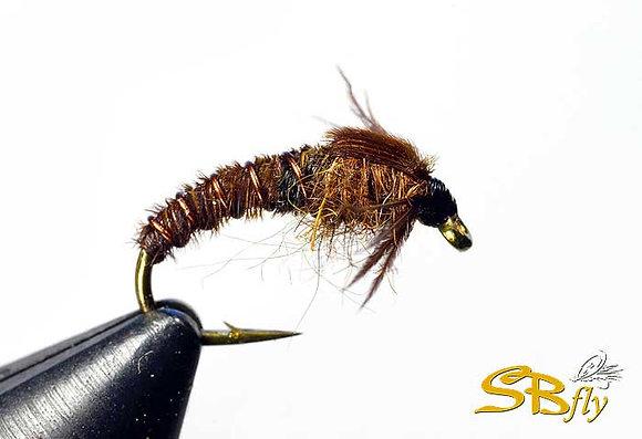 Pheasant Tail CZ Nymph Brown