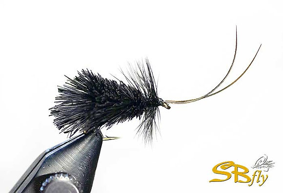 Goddad Caddis Black