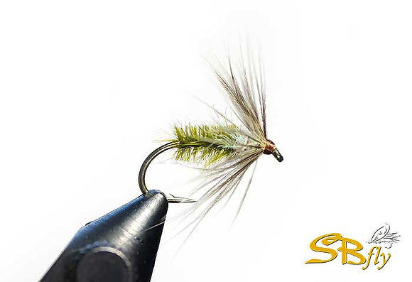 Sparkle Soft Hackle