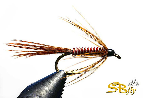 Sulphur Soft Hackle Copper