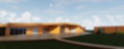 Строительство частного гаража на 20 м/м с зелёной кровлей в п.Звягино