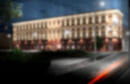 Реконструкция министерского здания с усилением под апаартаменты на ул.Б.Садовая, д.8