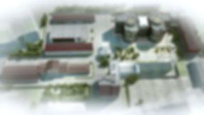 Концепция коплексной реконструкции военного городка №4