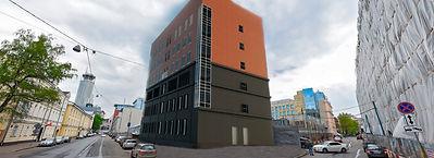 Строительство здания гостиницы в г.Москва, улю\.Садовническая 82-11
