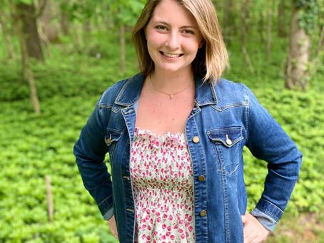 Lauren, Senior Communications Intern
