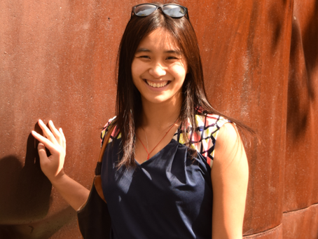 Sally Wu, Senior Math Mentor