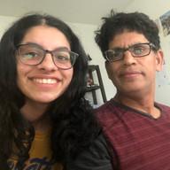 Diya and Stephen
