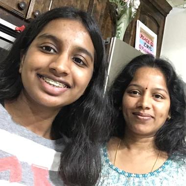 Ashna and Sunethri