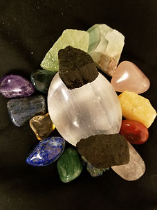 Certified crystal healing