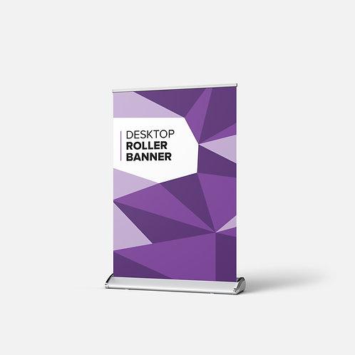 A3 Desktop Roller Banner