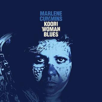 koori-woman-blues-marlene-cummins-cover-