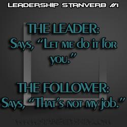 Leadership Stanverb 1
