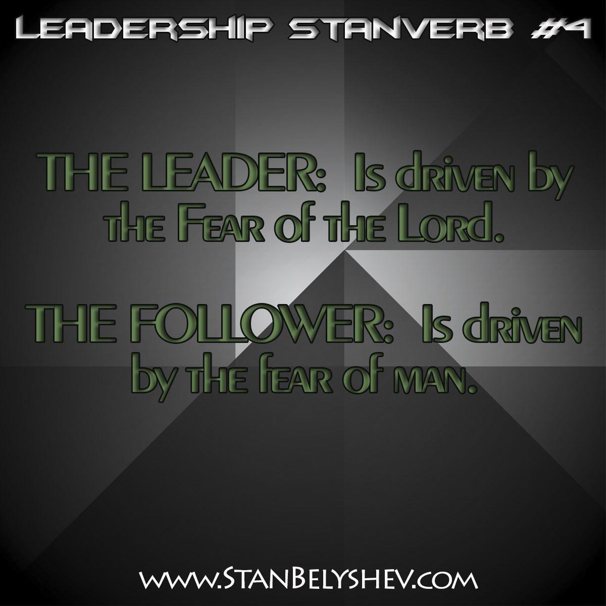 Leadership Stanverb 4