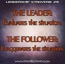 Leadership Stanverb 8