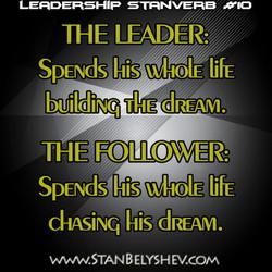Leadership Stanverb 10
