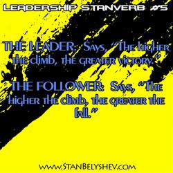 Leadership Stanverb 5