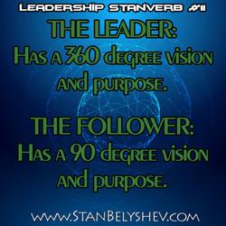 Leadership Stanverb 11