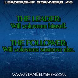 Leadership Stanverb 6