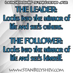 Leadership Stanverb 12