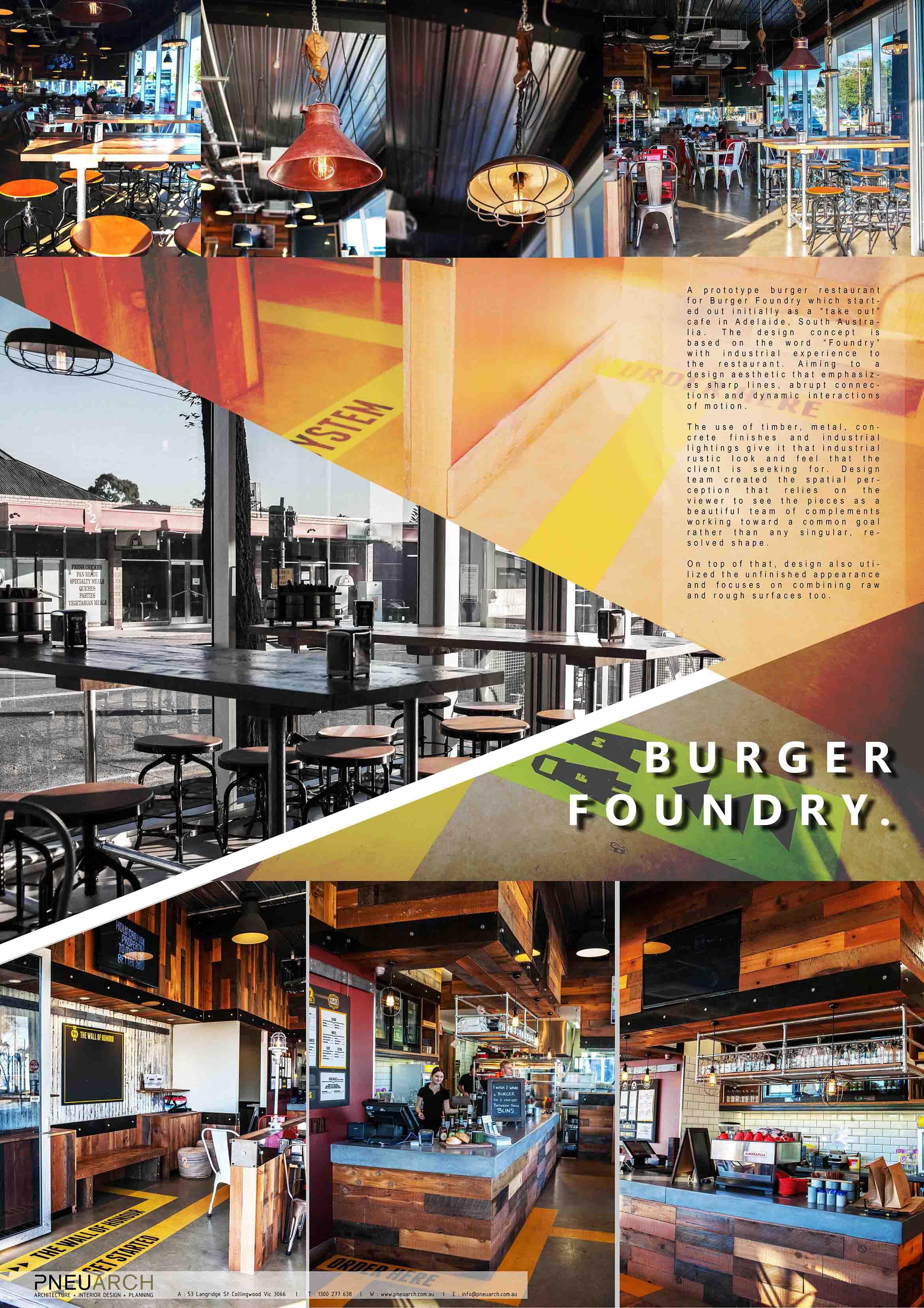 Burger Foundry