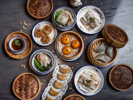 New Vegan Dim Sum Menu